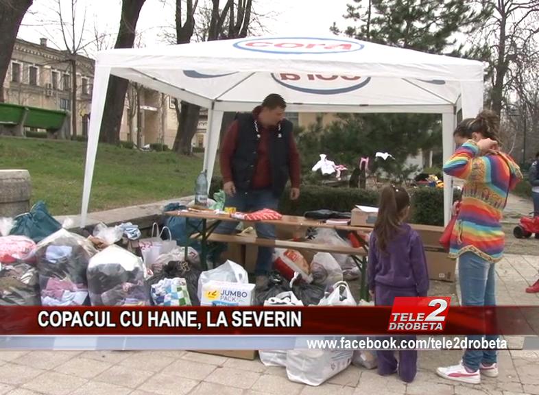 COPACUL CU HAINE, LA SEVERIN