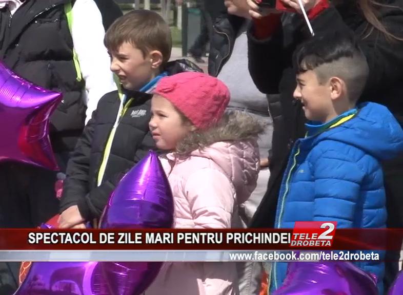 SPECTACOL DE ZILE MARI PENTRU PRICHINDEI