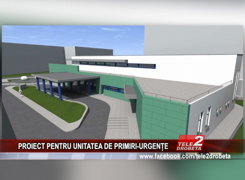 PROIECT PENTRU UNITATEA DE PRIMIRI-URGENȚE