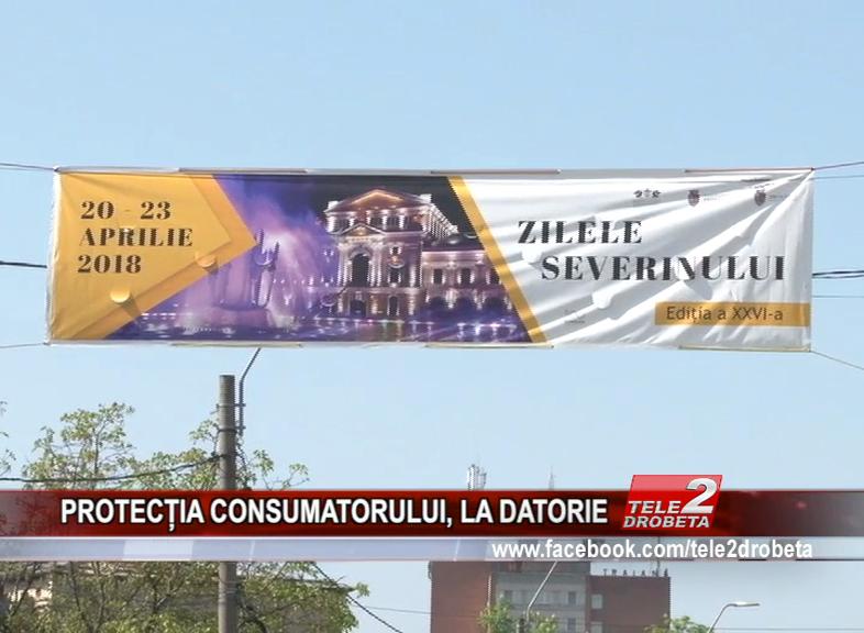 PROTECȚIA CONSUMATORULUI, LA DATORIE