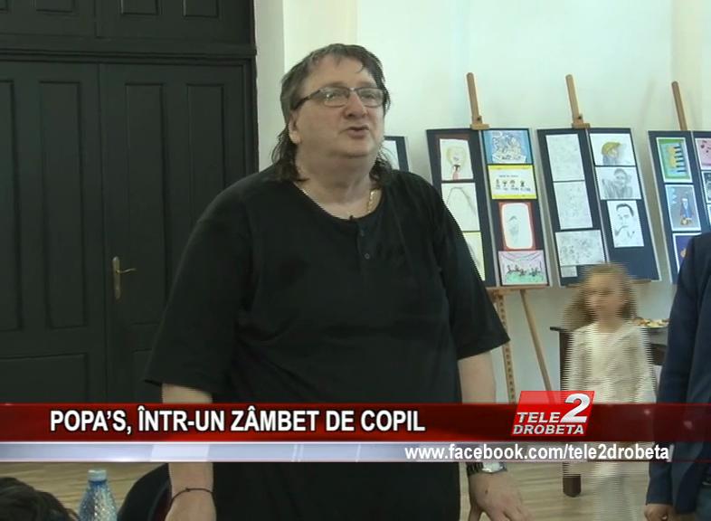 POPA'S, ÎNTR-UN ZÂMBET DE COPIL