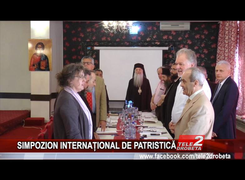 SIMPOZION INTERNAȚIONAL DE PATRISTICĂ