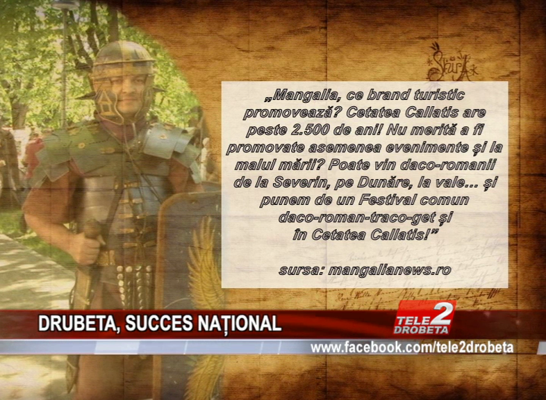 DRUBETA, SUCCES NAȚIONAL