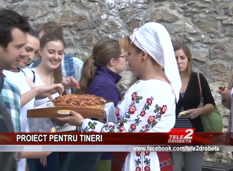 PROIECT PENTRU TINERI