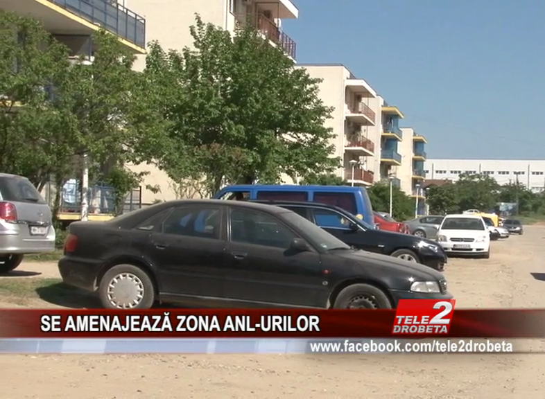 SE AMENAJEAZĂ ZONA ANL-URILOR