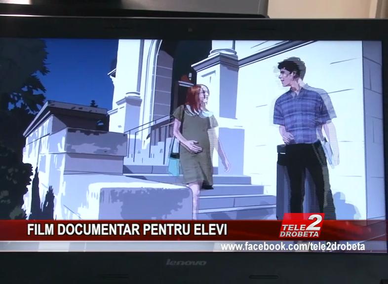 FILM DOCUMENTAR PENTRU ELEVI