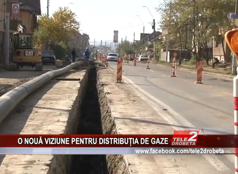 O NOUĂ VIZIUNE PENTRU DISTRIBUȚIA DE GAZE
