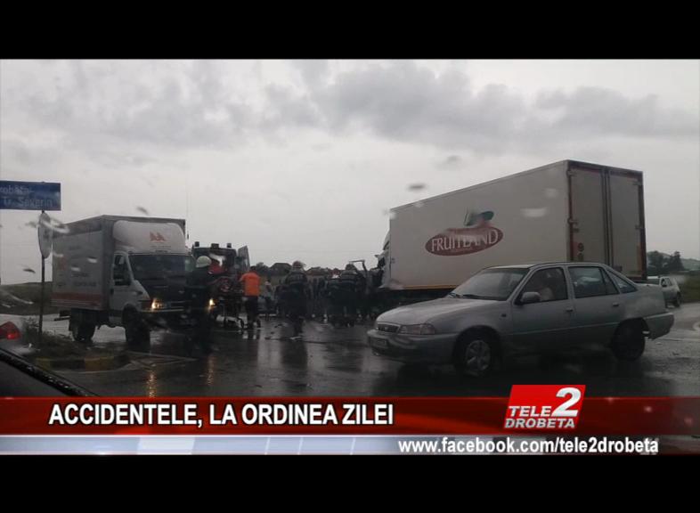 ACCIDENTELE, LA ORDINEA ZILEI
