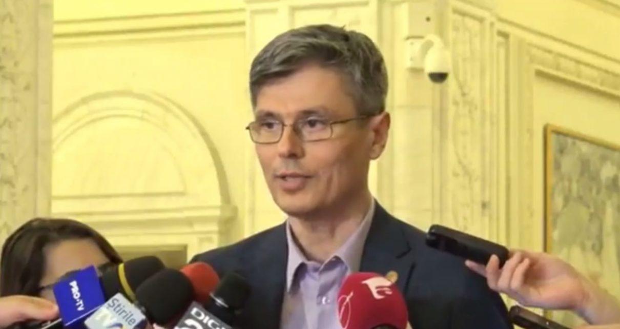 """VIRGIL POPESCU: """"PSD SĂ ÎȘI ASUME CĂ NU MAI ARE BANI!"""""""
