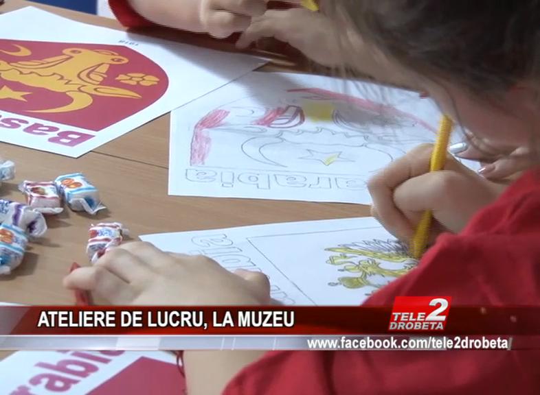 ATELIERE DE LUCRU, LA MUZEU