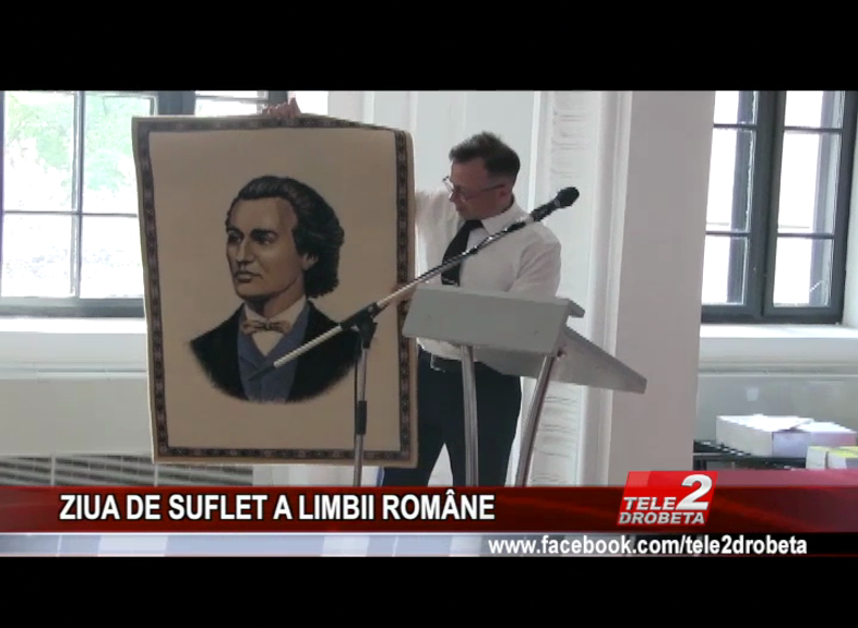 ZIUA DE SUFLET A LIMBII ROMÂNE