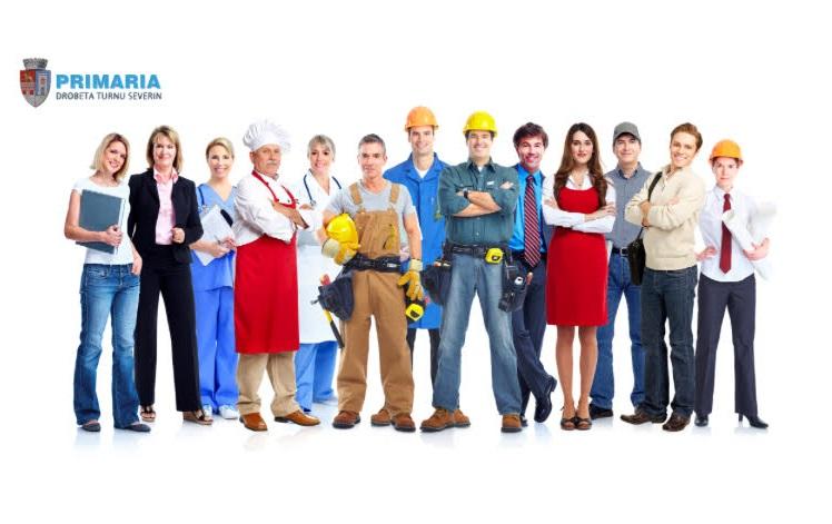 """Primaria SEVERIN anunță lansarea platformei """"CautJob"""""""