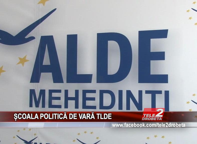 ȘCOALA POLITICĂ DE VARĂ TLDE