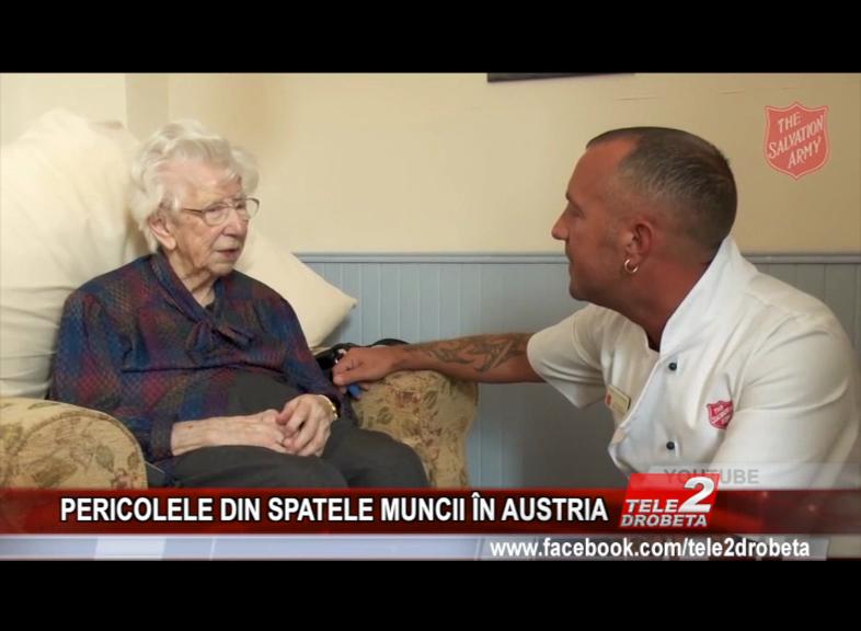 PERICOLELE DIN SPATELE MUNCII ÎN AUSTRIA