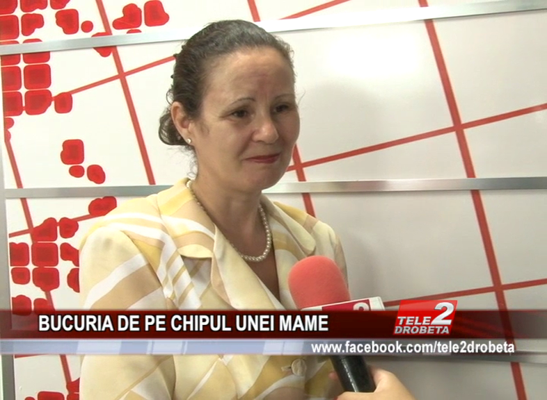 BUCURIA DE PE CHIPUL UNEI MAME