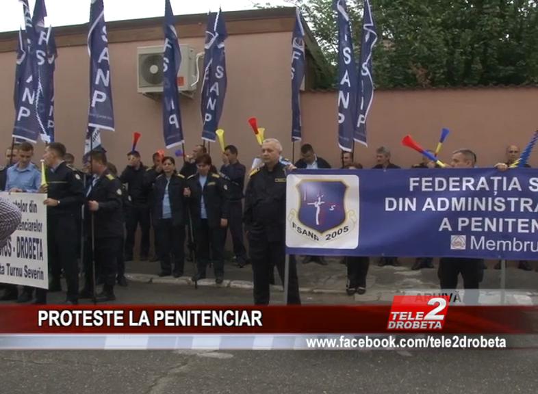 PROTESTE LA PENITENCIAR