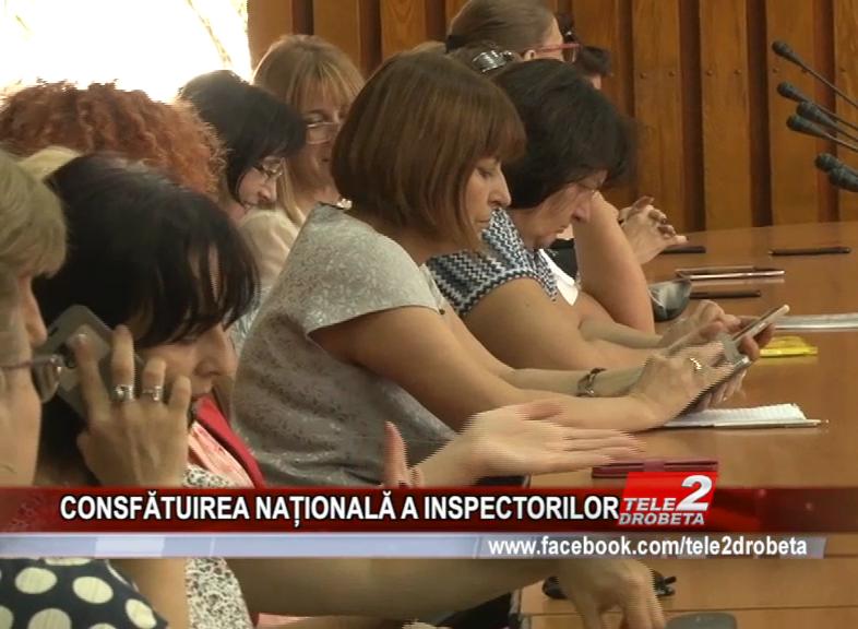 CONSFĂTUIREA NAȚIONALĂ A INSPECTORILOR
