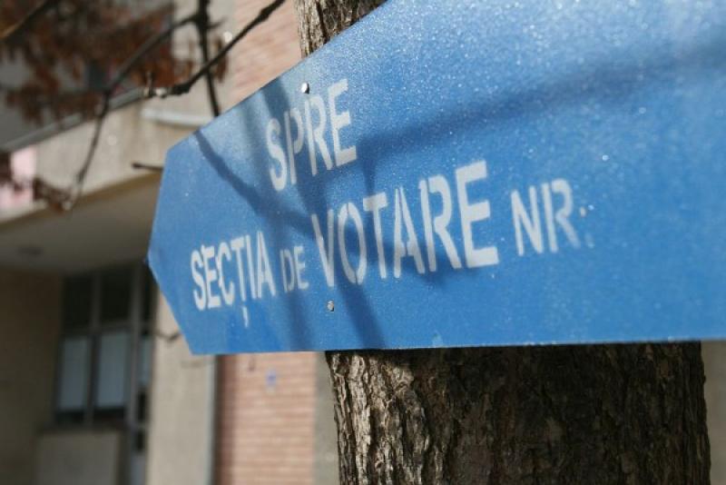 MEHEDINȚIUL, LOCUL 5 PE ȚARĂ LA PROCENTUL DE PARTICIPARE LA VOT