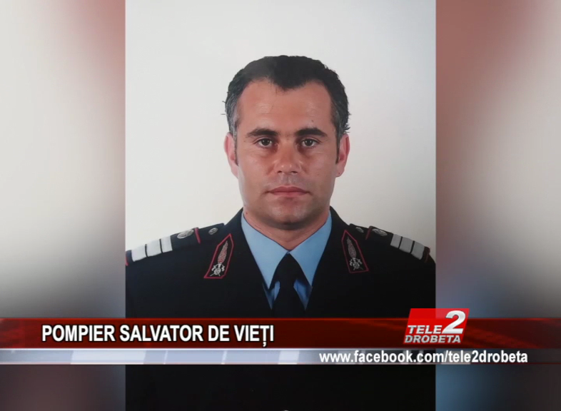 POMPIER, SALVATOR DE VIEȚI