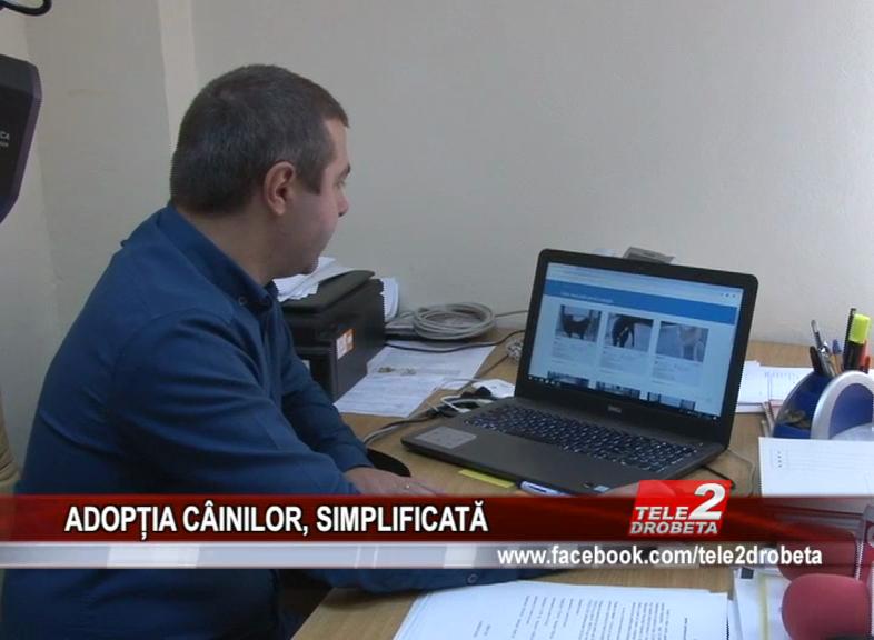 ADOPȚIA CÂINILOR, SIMPLIFICATĂ