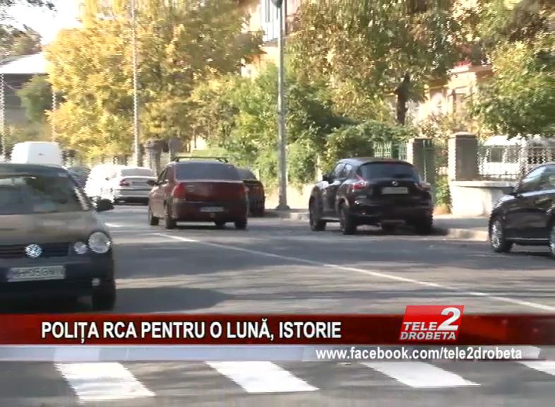 POLIȚA RCA PENTRU O LUNĂ, ISTORIE