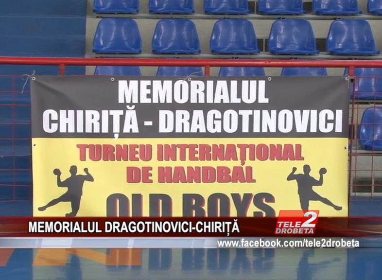 MEMORIALUL DRAGOTINOVICI-CHIRIȚĂ
