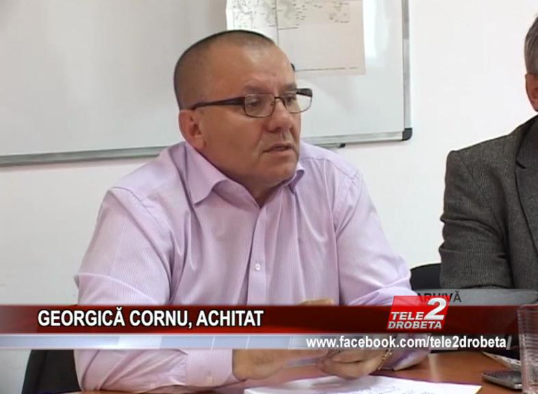 GEORGICĂ CORNU, ACHITAT