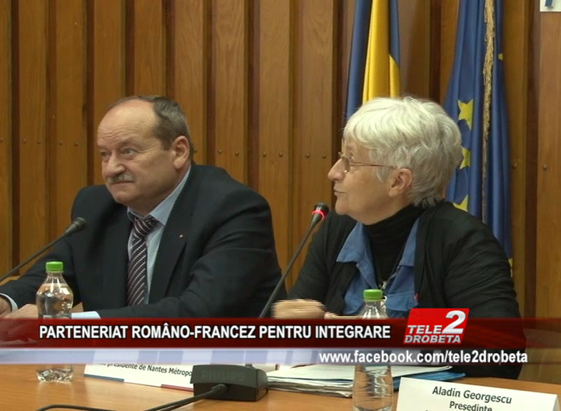 PARTENERIAT ROMÂNO-FRANCEZ PENTRU INTEGRARE