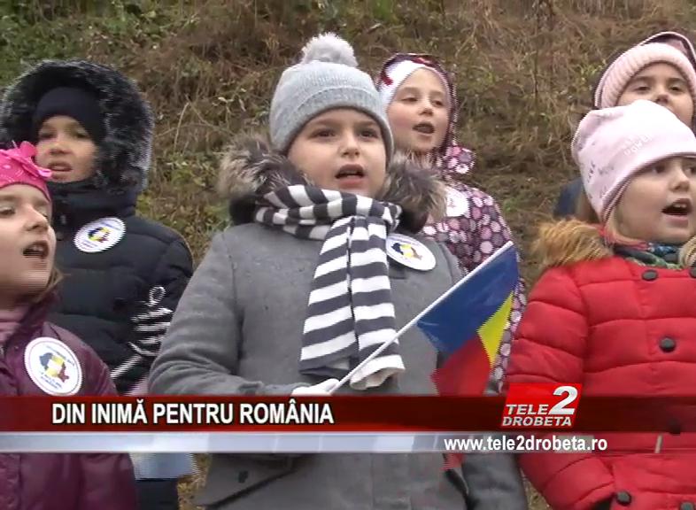 DIN INIMĂ PENTRU ROMÂNIA