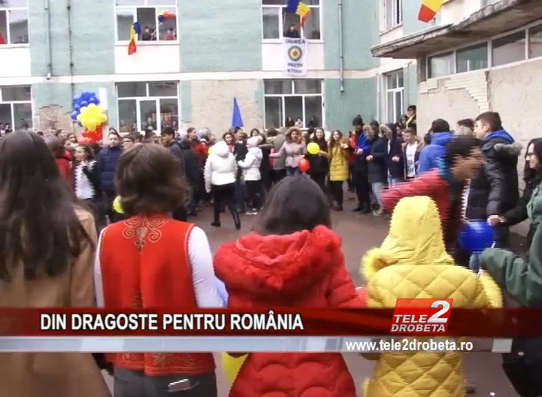 DIN DRAGOSTE PENTRU ROMÂNIA