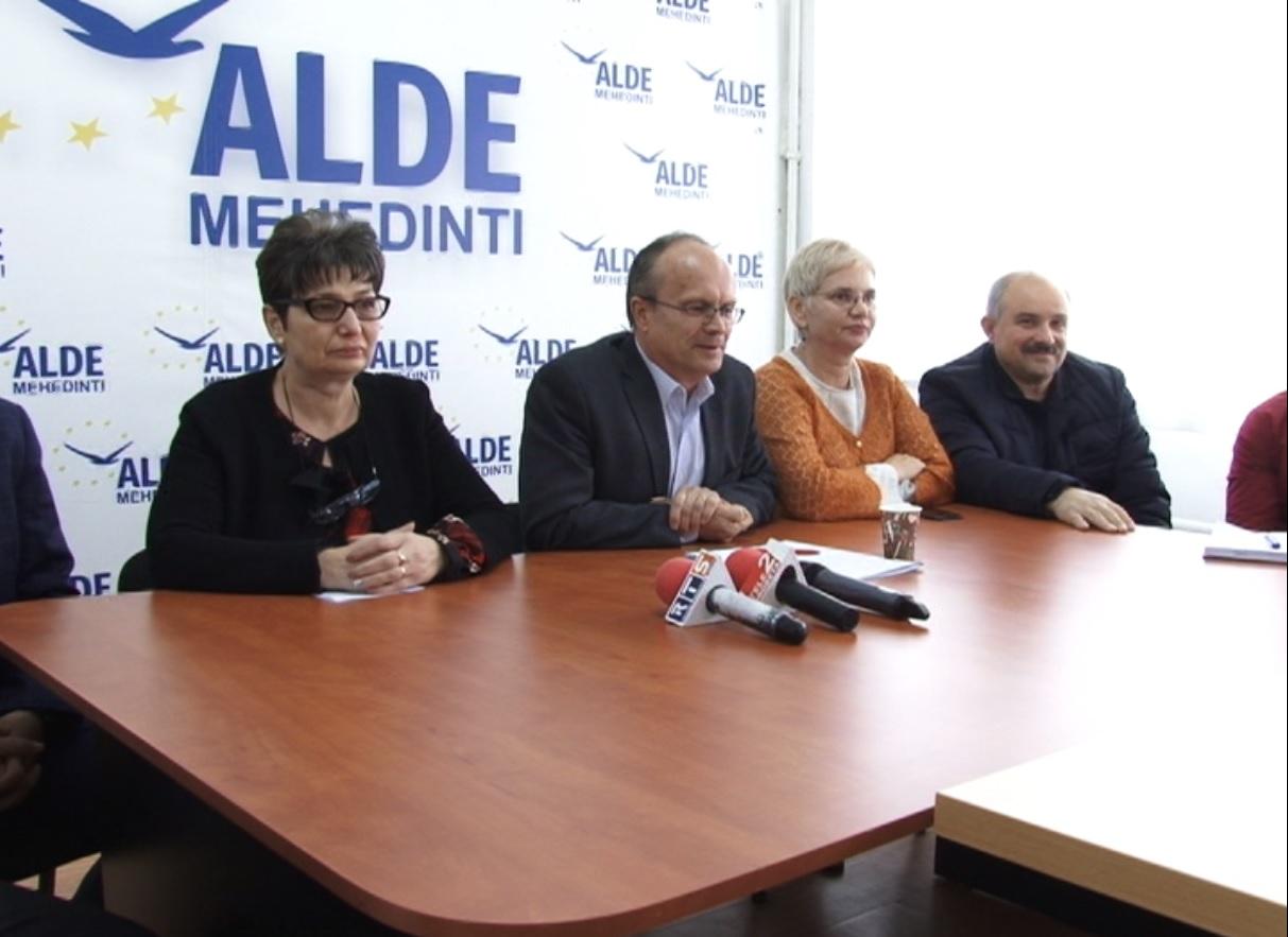 ALIANȚĂ ALDE – PND