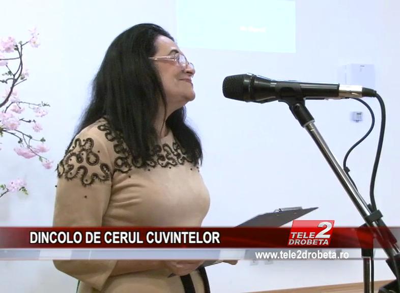 DINCOLO DE CERUL CUVINTELOR