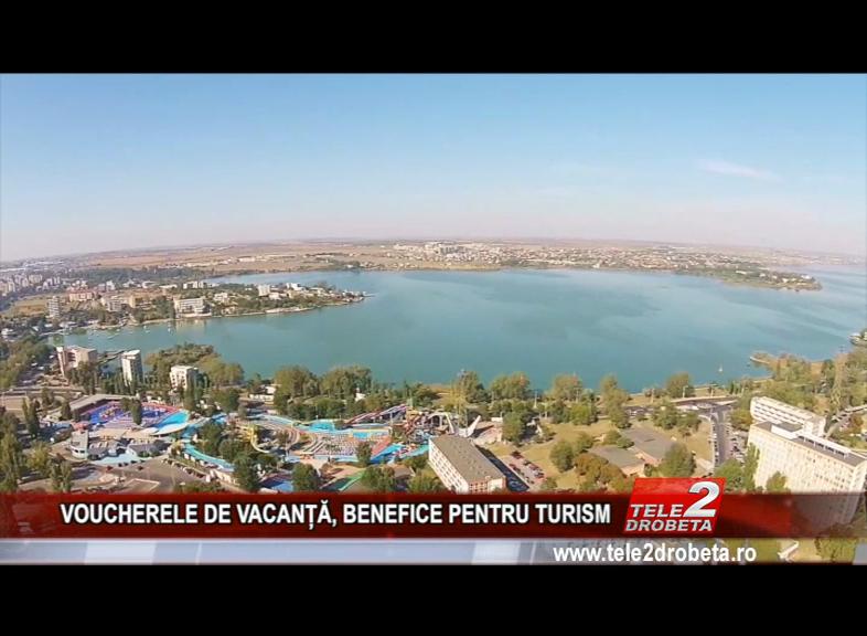 VOUCHERELE DE VACANȚĂ, BENEFICE PENTRU TURISM