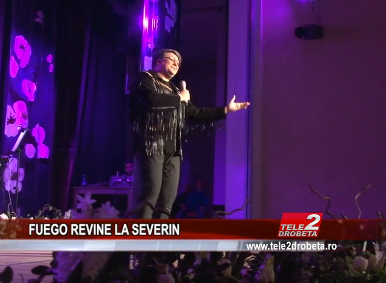 FUEGO REVINE LA SEVERIN