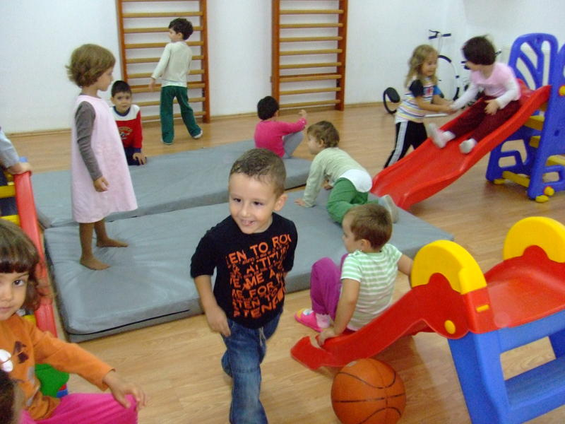 Grădinițele  cu program sportiv vor primi bani de la GUVERN