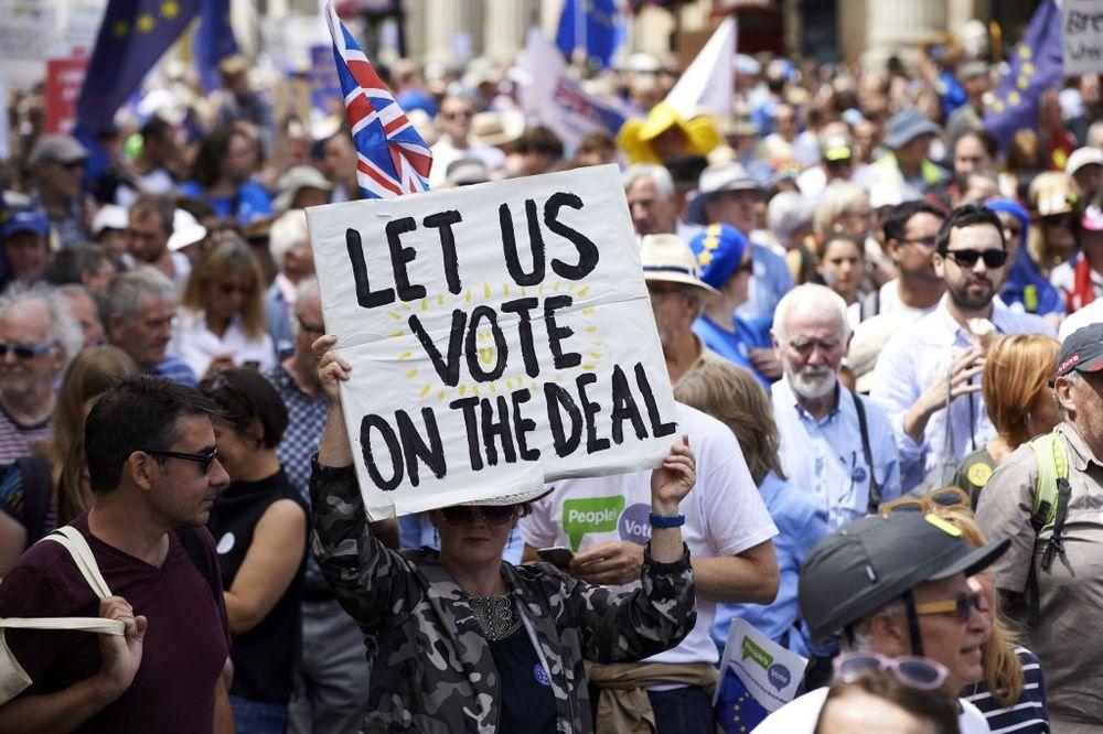 Brexitul a fost amânat până pe 31 octombrie