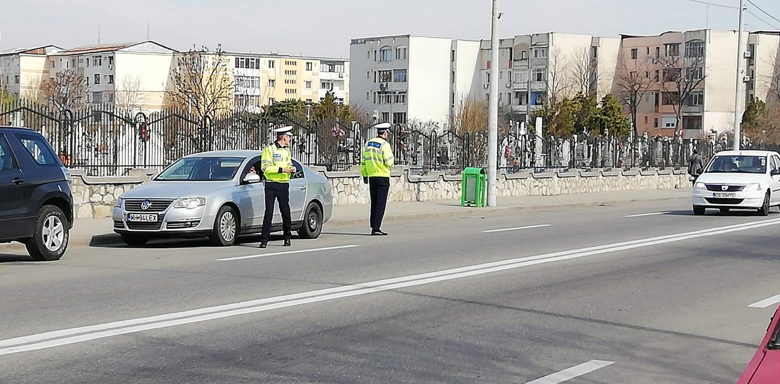 Le-a prezentat polițiștilor permisul pe care anterior îl declarase pierdut