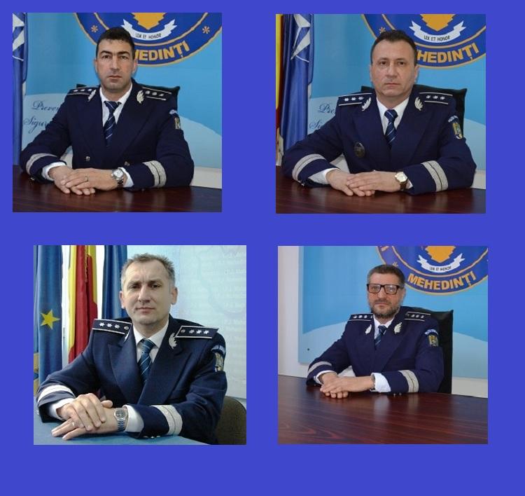 CONCURS PENTRU ȘEFII POLIȚIEI JUDEȚENE