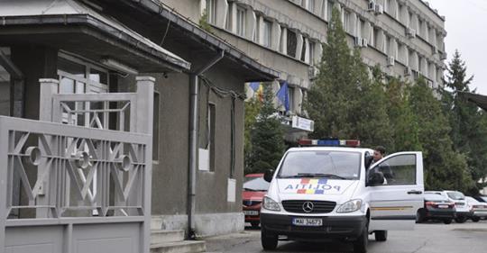 Un poliţist de la Baia de Aramă,reţinut  pentru  infracţiuni  în legătură cu serviciul
