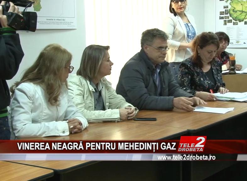 VINEREA NEAGRĂ PENTRU MEHEDINȚI GAZ
