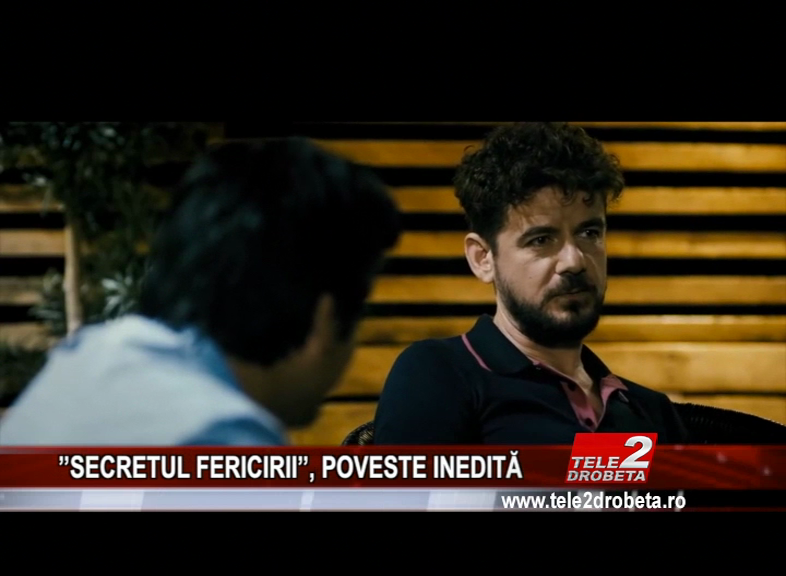 ''SECRETUL FERICIRII'', POVESTE INEDITĂ
