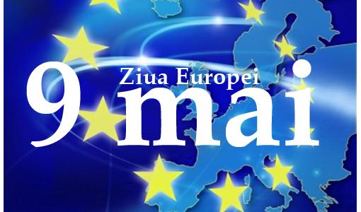 9 mai, Ziua Europei!