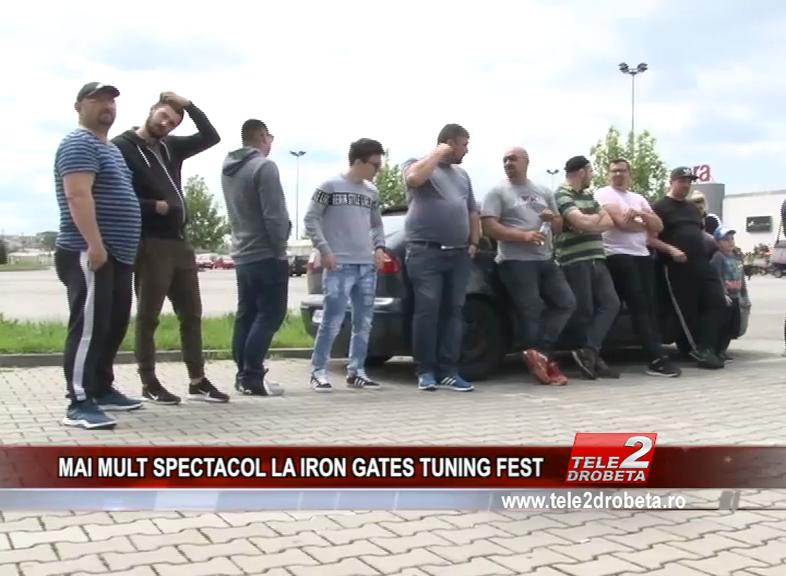 MAI MULT SPECTACOL LA IRON GATES TUNING FEST