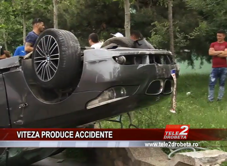 VITEZA PRODUCE ACCIDENTE
