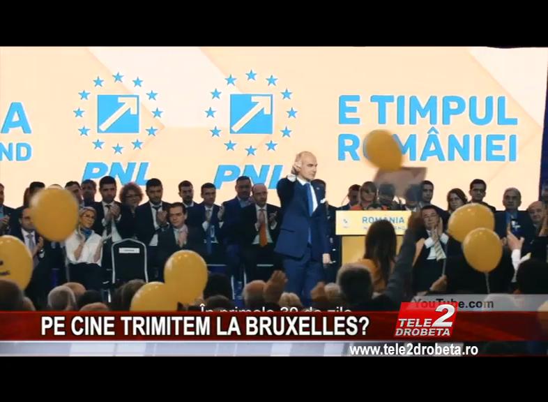 PE CINE TRIMITEM LA BRUXELLES?