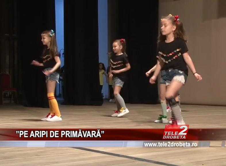''PE ARIPI DE PRIMĂVARĂ''