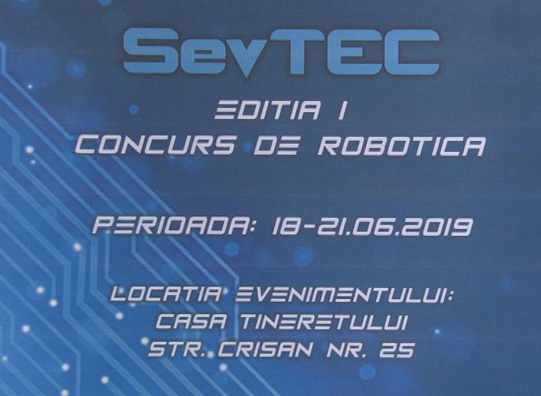 CONCURS DE ROBOTICĂ, ÎN PREMIERĂ , LA DROBETA TURNU-SEVERIN