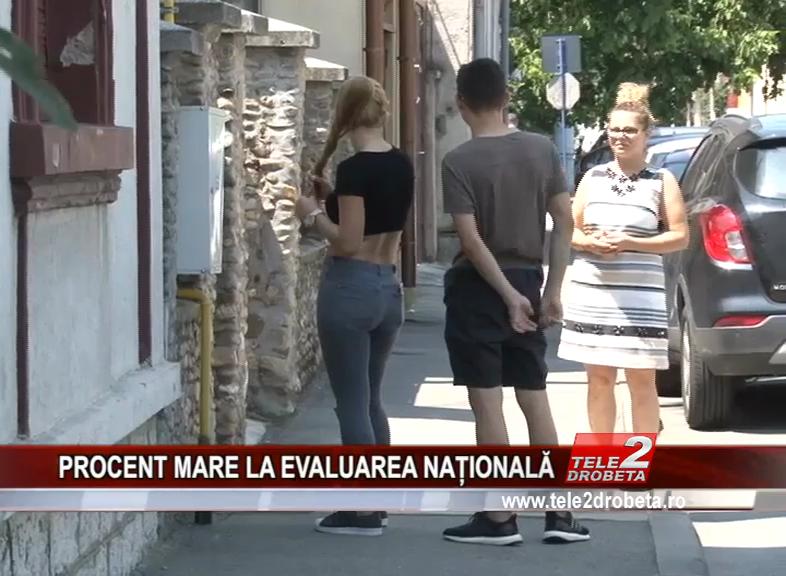 PROCENT MARE DE PROMOVABILITATE LA EVALUAREA NAȚIONALĂ