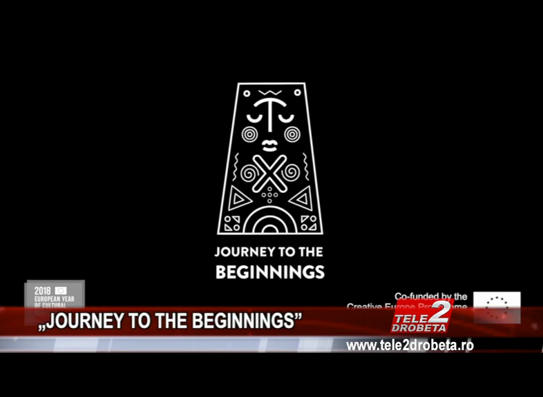 """JOURNEY TO THE BEGINNINGS"""