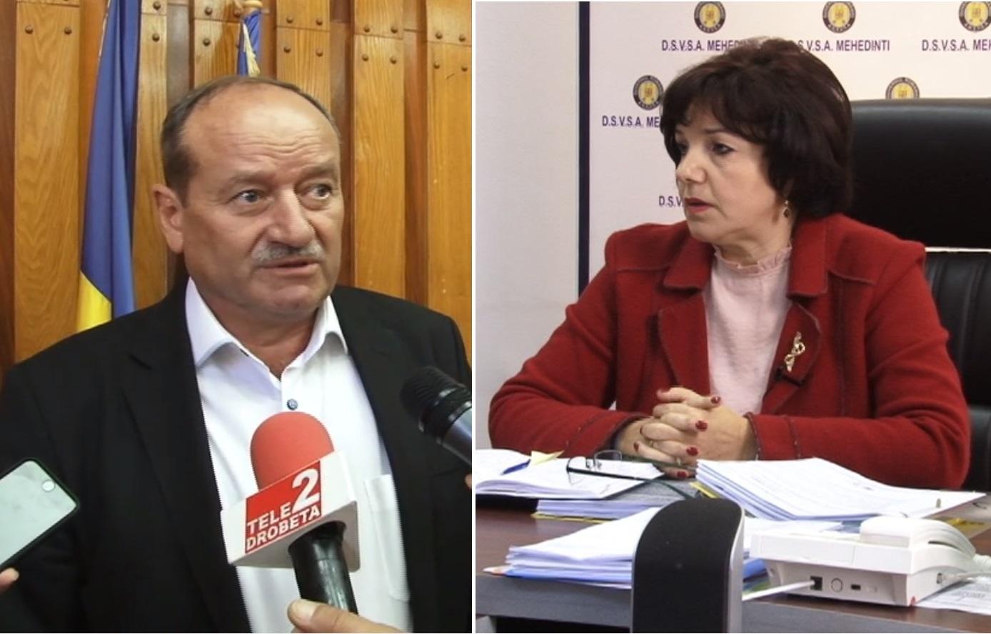 """PREFECTUL ACUZĂ DSVSA MEHEDINȚI DE """"TUPEU ȘI NESIMȚIRE"""""""